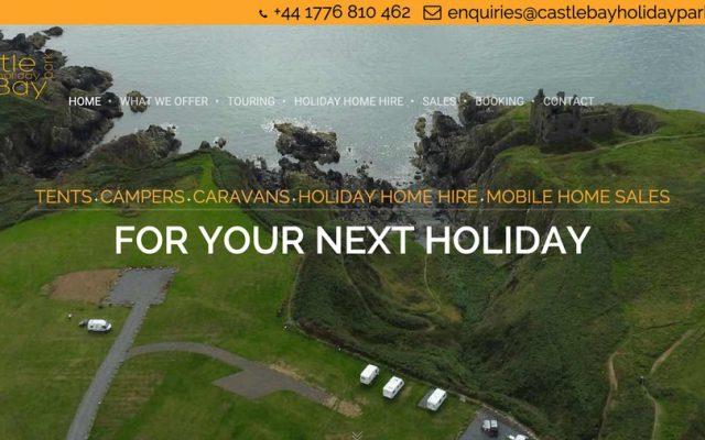 Castle Bay Holiday Park, Scotland